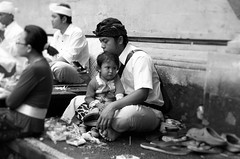(Mango*Photography) Tags: pictures street people bali white black water indonesia temple photography bath photographer expression images holy wash strong emotional tirta empul powerful giulia bergonzoni