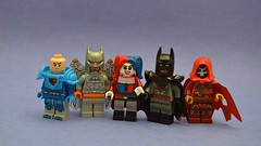Passion (th_squirrel) Tags: dc lego thomas superman batman minifig minifigs rebirth lex harleyquinn azrael minifigure luthor flashpoint minifigures earth2 wanye suicidesquad earthtwo