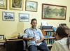 20160617 Abu Hafez Al-Hakim at his clinic in Tumpat Malaysia (Prachatai) Tags: south deep mara abu hafez patani alhakim