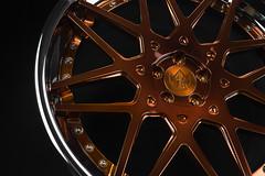Concave VR13 | Cognac Copper