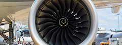 Rolls Royce Trent XWB-84 (Maxime C-M ✈) Tags: paris france airplane photography big airport aircraft aviation engine trent airbus rolls airways heavy royce qatar moteur aéroport a359 aéronautique avgeek a350 lfpb xwb a7ald