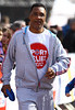 Michael Watson Sainsbury's Sport Relief Mile 2012 - London