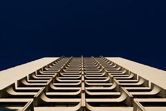 - (Neu7rinos) Tags: urban paris architecture facade photo construction moderne bleu ciel porte 13 samuel arrondissement industrie ville beton immeuble ligne verre vitre flcikr eme choisy géometrie samshoot neu7rinos