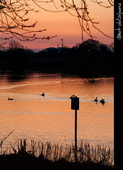 Sunrise | Yeadon Tarn - 28th March 2012 (Mark Winterbourne | No More Dead Pixels) Tags: sunset silhouette sunrise sundown eveningsun outdoor leeds yelloworange yeadon generalphotography 100400lis disabledphotographer canoneos50d goldenlighthour skycloudssilhouette markwinterbournephotographyleedsunitedkingdomwestyorkshir markwinterbournephotographyleedsunitedkingdomwestyorkshire digitalrawadobephotoshopcs5 markwinterbournephotographycanoneosbradfordwestyorkshireunitedkingdomleedsyeadon markwinterbournephotographycanoneosbradfordwestyorkshire