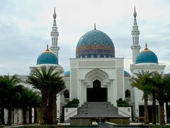 Al-Bukhary Mosque Alor Setar Kedah  (8) (Dato' Professor Dr. Jamaludin
