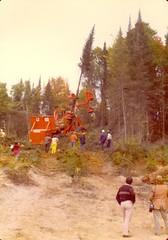 ottawa 1976 (The Koehring Guy) Tags: harrison ken harvester waterous shortwood koehring kh3d kh3b