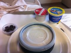 Hospital Breakfast (sfPhotocraft) Tags: hospital oatmeal tray yogurt brynmawr hospitalfood 2011 brynmawrhospital hospitalbreakfast