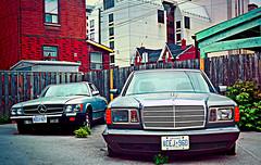 Mercedes Benz (AshtonPal) Tags: toronto benz nikon streetphotography mercedesbenz downtowntoronto blogto torontoist june2011