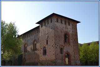 Castello Visconteo Sforzesco - Vigevano PV - serie