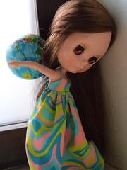 miss dolly + tellus