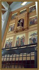 2223.- Retablo catedral de Valdivia. (SILVIA O.G.) Tags: del catedral iglesia rosario virgen valdivia retablo silviaog