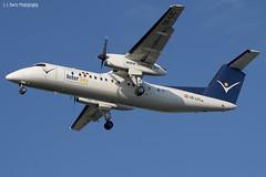InterSky De Havilland Canada DHC-8-314Q OE-LIC HAM 05.06.2012 (J.-J. Bartz) Tags: canada june juni de airport hamburg ham flughafen eddh 2012 havilland intersky dhc8314q oelic 05062012