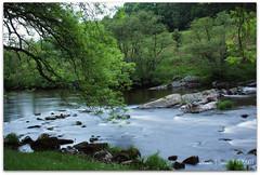 River Wye (zweiblumen) Tags: wales cymru powys riverwye rhayader ndfilter afongwy canoneos50d rhaeadrgwy zweiblumen crychdu