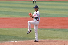 DSC04386 (shi.k) Tags: 横浜スタジアム 東京ヤクルトスワローズ 120608 イースタンリーグ 平井諒