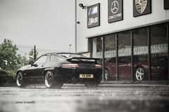 928 In The Rain (Adam Kennedy Photography) Tags: uk wet car rain weather dof super ferrari porsche preston supercar 928 575m 50mmf18 amari adamkennedy nikond7000