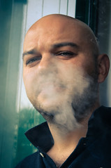Smoking (RefuseAll) Tags: friends portrait nikon smoke smoking cigarettes amici ritratto forl d90