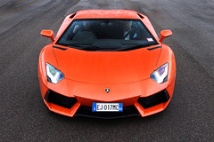 Mean Machine. (Alex Penfold) Tags: auto camera orange cars alex sports car sport mobile breakfast club canon photography eos photo cool italian flickr image awesome flash sunday picture super spot exotic photograph lp spotted hyper 700 lamborghini supercar goodwood spotting exotica sportscar 2012 sportscars supercars argos lambo penfold spotter hypercar 60d hypercars aventador lp700 alexpenfold