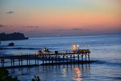 Ayana Resort Bali (Simon_sees) Tags: sunset vacation bali holiday indonesia evening asia indianocean resort tropical ritzcarlton ayana rockbar jimbaranbay romanticdinner