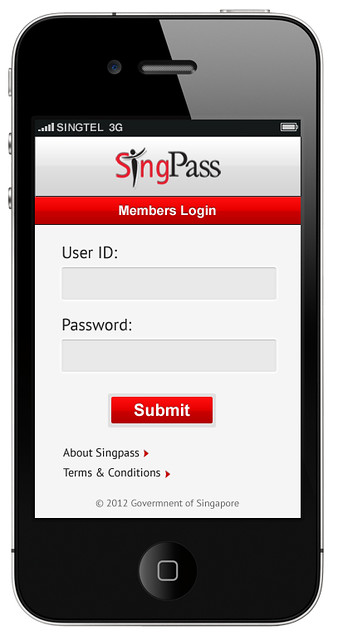 Singpass-Mobile-Login
