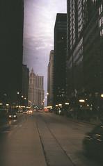 Chicago on Expired Film Velvia 100 (bavan.prashant) Tags: chicago film fuji iii velvia 17 100 expired canonet gl ql poitive