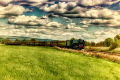 Tornado (runman555) Tags: train steam mygearandme mygearandmepremium mygearandmebronze mygearandmesilver mygea