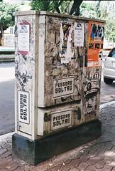 (beatriz perini) Tags: streetart brasil goiânia kodakcolorplus200