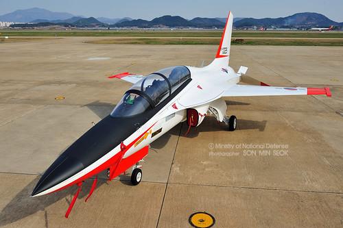 2009년 3월 공군 T-50 (4)