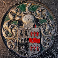 memorial coat of arms (Leo Reynolds) Tags: canon eos coatofarms 7d squaredcircle shield f40 17mm iso500 hpexif 0033sec sqyork xleol30x sqset077