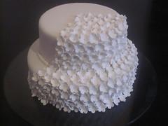 Wedding Cake/Ponqu  de Matrimonio (Mocka Arte En Azcar - www.mocka.co) Tags: cakes weddings babyshower bautizo ceremonia babtism primeracomunion firstcomunion matrimonios ponques