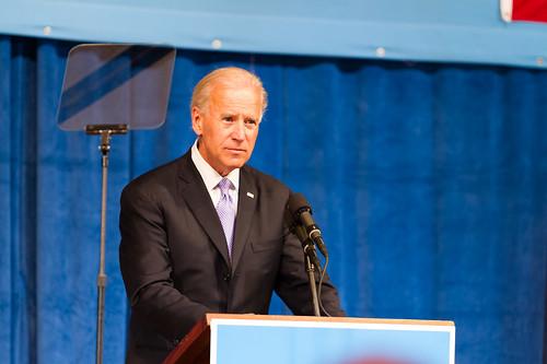 Keene State College: Joe Biden