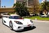 Koenigsegg CCX (Reivax Autos) Tags: white black night canon top casino monaco explore hermitage marques supercar v8 ccr koenigsegg revo 50d hypercar ccxr agera