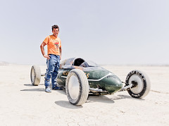 Team Bean Bandits (explored) (Johannes Huwe) Tags: california old lake car race speed utah desert good starter chief year salt may dry bean racing hasselblad explore flats event saltlake land medium format speedy cinematic hdr bonneville bandits racer 2012 kalifornien elmirage explored landspeed