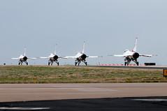 Taxi (benkuhns) Tags: 2012 benkuhns hafb hill hillafb hillairforcebase warriorsoverwasatch2012 airshow aircraft jets performance planes f16 thunderbirds mig redbull f22 p51 fj4