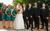 M&A Wedding - Bridal Party (David Pinkerton) Tags: wedding portrait groom bride pittsburgh marriage sheraton bridalparty plm stationsquare strobist nikkor2470mmf28 singhrayvarind einstein640 vagabondmini