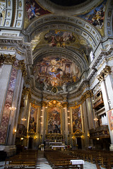 """Chiesa di Sant'Ignazio di Loyola in Campo Marzio • <a style=""""font-size:0.8em;"""" href=""""http://www.flickr.com/photos/89679026@N00/7288297492/"""" target=""""_blank"""">View on Flickr</a>"""