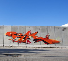Storm HA (Heavy Artillery) Tags: storm art copenhagen graffiti top style ha heavyartillery ironlak hacrew theoddpartners