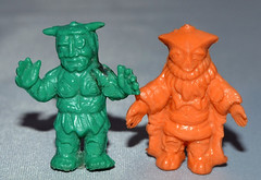 Kaiju charms (LittleWeirdos) Tags: monster japan toys godzilla monsters creatures creature 1980s kaiju ultraman japanesetoys vendingmachinetoys rubbermonsters plasticmonsters japanesemonsters monsterfigures