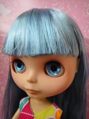 Saffy's Blue Eyes