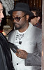 Will.i.am leaves Mahiki nightclub London, England