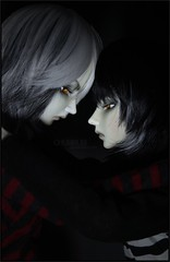 no healing hand for your disease (chubirubi) Tags: doll 1st 2nd bjd abjd kdoll cerberus killu