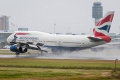 G-CIVD - British Airways - Boeing 747-436 (bcavpics) Tags: canada vancouver plane airplane britishcolumbia aircraft aviation jet ba boeing yvr britishairways 747 airliner jumbo speedbird gcivd bcpics
