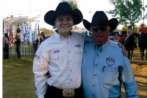 Johnny Zamrzla and Jacob Nelson
