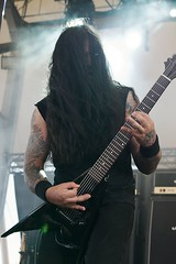 "Krisiun @ Rock Hard Festival 2012 • <a style=""font-size:0.8em;"" href=""http://www.flickr.com/photos/62284930@N02/7360913622/"" target=""_blank"">View on Flickr</a>"