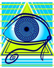 iHorus (The Good Reverend Flash) Tags: trip eye spiral weed all pyramid spirit acid lsd seeing egyptian horus awake trippy awareness marijuana ascension aware