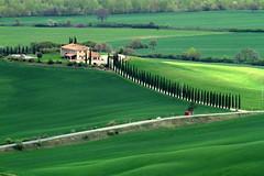 Val d'Orcia (annalisabianchetti) Tags: tuscany toscana valdorcia
