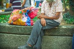 Sr. (Gustav´s) Tags: calle venezuela caracas winniethepooh pordiosero