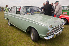 1965 Ford Cortina 1500 Mk1 (Trigger's Retro Road Tests!) Tags: show classic ford cortina car retro vehicle essex 1500 2012 1965 lawford revival manningtree mk1