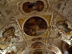 Prague, Czech Republic (aljuarez) Tags: europa prague prag praha praga tschechischerepublik monastery czechrepublic monasterio kloster monastre rpubliquetchque strahov repblicacheca esko eskrepublika strahovskklter