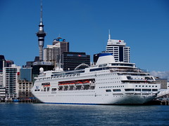 2014-03-06 Pacific Pearl (tord75) Tags: cruise newzealand ship auckland cruiseship 2014 shipspotting