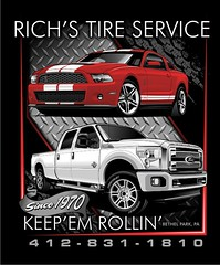 "Rich's Tire Service - Bethel Park, PA • <a style=""font-size:0.8em;"" href=""http://www.flickr.com/photos/39998102@N07/13625763514/"" target=""_blank"">View on Flickr</a>"